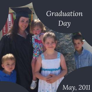 Graduation DayMay, 2011